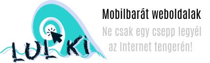 Mobilbarát WordPress weboldal készítés